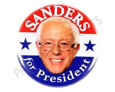 """2016 BERNIE SANDERS for PRESIDENT 2.25"""" CAMPAIGN BUTTON, bss104"""