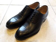 New Cheaney Waterloo - Black Oxford Shoes - Size 9 - RRP £260