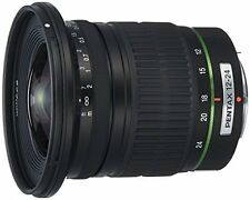 SMC PENTAX DA 12-24mm F4 ED AL (IF) Autofocus Zoom Wide Angle Lens for K Mount