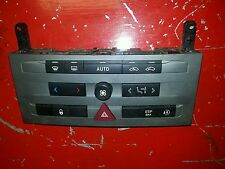 PEUGEOT 407 2005 HEATER CONTROL DIALS 96610448YW