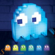 Pac-Man Official USB Ghost Colour Changing Retro Mood Light Lamp PC Desk Gadget