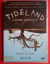 dvd movie tideland il mondo capovolto terry gilliam jeff bridges jodelle ferland