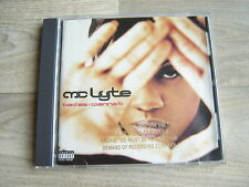 rap hiphop CD *USA PROMO* MC LYTE Bad As I Wanna B 1996 be