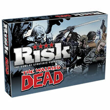 Risque risque walking dead board game