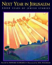 Next Year in Jerusalem: 3000 Years of Jewish Stories (Picture Puffins)