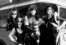 """KISS Band Heavy Music Band group poster 20"""" x 13"""" Decor 03"""