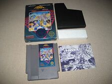 Mega Man 1 Nintendo NES Capcom 1987 Original Complete In Box Game