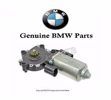 BMW 318i 318is 325is 318ti M3 Window Motor with two Terminal Housing Connectors.