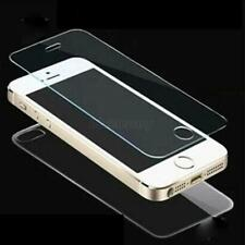 Front + Back Premium Real Tempered Glass Film Screen Protector for iPhone 4 / 4S
