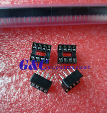100PCS 8-Pin 8pins DIL DIP IC Socket PCB Mount Connector NEW GOOD QUALITY