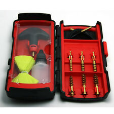 Rifle Cleaning Kit Fits .22,.270/.280/7mm,30 calibers Flex Rod Hunting