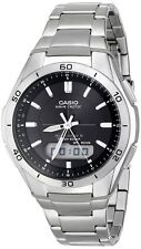 Casio WVA-M640D-1AER Tough Solar Power Radio Signal Reception Watch
