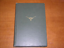 The XIT Ranch of Texas & the Early Days of Llano Estacado, 1929, 1st ed Haley