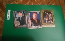 The Rock Duane Johnson 2002 Fleer WWE All Access 5 card lot Matchmakers inserts
