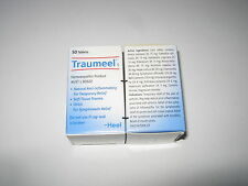 2 x 50 Tabs HEEL Traumeel S Natural Anti Inflammatory Tablets (Temporary Relief)