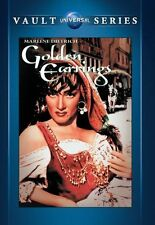 Golden Earrings (Ray Milland) - Region Free DVD - Sealed
