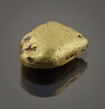 Californian Natural Gold Nugget, 4.2 Grams, Tested over 22K