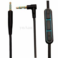 1.5m Replace Audio 2.5 to 3.5mm Cable for Bose Quiet Comfort QC25 Headphone MIC