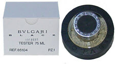 BVLGARI BLACK 2.5 oz EDT eau de toilette Women Men Perfume Cologne Spray NEW