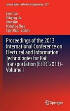 Proceedings of the 2013 International Conference on Electrical and...