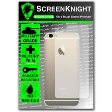 "Screenknight Apple iPhone 6 Plus 5.5 ""Back Screen Protector INVISIBLE SHIELD"