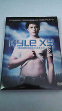"DVD ""KYLE XY DESCLASIFICADO 1 PRIMERA TEMPORADA"" 3 DVD"