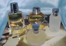 BURBERRYS of London Mini Perfume   Set of 4 Mini Perfumes -  All full/Unused