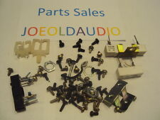 Pioneer SX-3700,SX-820 Chassis Screws & Hardware. Parting Out SX-3700