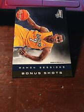 Ramon Sessions 2012-13 Prestige #121 Bonus Shots Gold  Ser. # 196 of 249