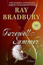Farewell Summer: A Novel, Ray Bradbury, Good Condition, Book