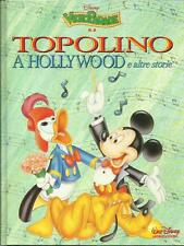 TOPOLINO A HOLLYWOOD e altre storie (1993) VIDEO PARADE 8 - cartonato