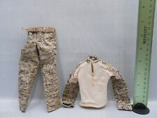 "1/6 Soldier Story 12"" figures U.S. ARMY Tactical uniform multicam camo set A"