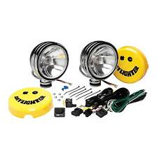 "KC Hilites 130 W 6 ""RALLY / 4X4 Daylighters Riflettore Luci Disco in cromo"
