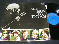 THE MATADORS same / Czech blue Label Mono LP 1969/1970 SUPRAPHON SUA 13992