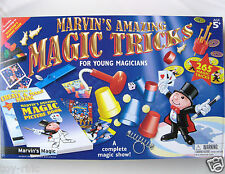 Marvin AMAZING MAGIC Tricks - 265 trucchi-NUOVISSIMO!!
