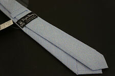 Psycho Bunny Cotton Gingham Blue / White Tie $48 Barneys New York Mens Shirt