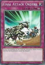 YU-GI-OH CARD: FINAL ATTACK ORDERS - LDK2-ENK34 - 1st EDITION