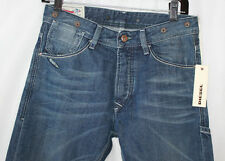 AUTH $278 Diesel Men Sanforized Demin Jeans 27