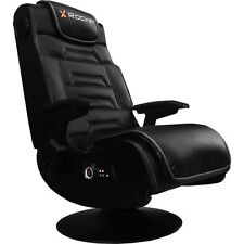 X Rocker Pro Series Pedestal Wireless Gaming Game Chair PS4 XBOX One Wii Vita