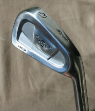 Mizuno T Zoid Pro 2 Forged 6 Iron Original Gold S300 Steel Shaft Pro II