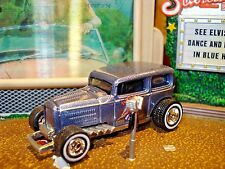"HOT WHEELS  1932 FORD SEDAN ""HOT PARTS"" LIMITED EDITION ""SPEED SHOP"" 1/64"