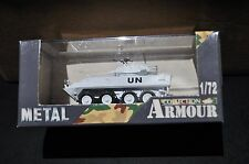 Armour UN Tank 1/72 Scale Diecast ART 3125 - Lav 25 With 90mm Desert Assault Gun