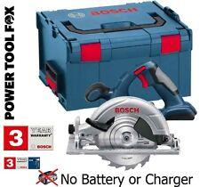 Bosch GKS 18V-Li DS CIRCULAR SAW -BARE TOOL- Cordless 060166H006 3165140625272