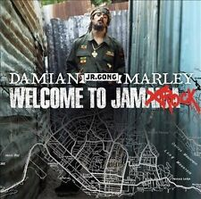 Welcome to Jamrock, Marley, Damian CD Brand New