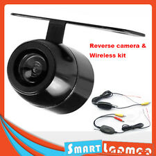 Wireless Car Reversing Video Camera Rear View Backup Reverse Waterproof Kit
