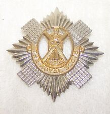 THE ROYAL SCOTS  BADGE