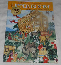 The Upper Room: Your Place to Meet God Sept Oct 2010 Magazine 75th Anniversary