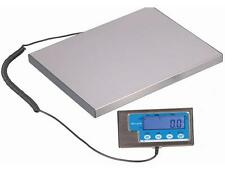 Brecknell  LPS400 Portable Bench Scale 400 lb x 0.2 lb,Stainless, RS 232, NEW