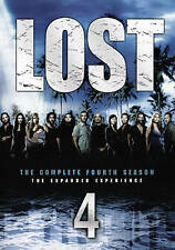 Lost - The Complete Fourth Season (DVD, 6-Disc Set) BRAND NEW and SEALED