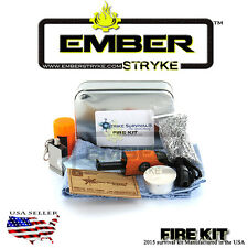 SURVIVAL DISASTER KIT EMERGENCY PREPAREDNESS FOOD WATER FIRE AND SURVIVAL GEAR